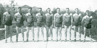 1930-31 Men's Basketball Team