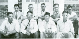 1931-32 Freshmen Men's Basketball Team