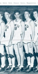 1939-40 Men's Basketball Team