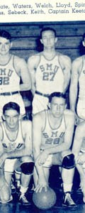 1940-41 Men's Basketball Team