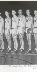 1947-48 Men's Basketball Team
