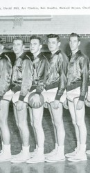 1950-51 Freshmen Men's Basketball Team