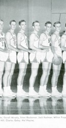 1951-52 Freshmen Men's Basketball Team