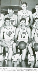 1953-54 Men's Basketball Team