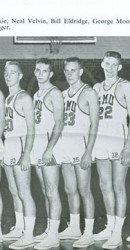 1954-55 Freshmen Men's Basketball