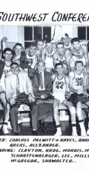 1954-55 Southwest Conference Champions