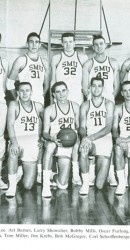 1954-55 Men's Basketball Team