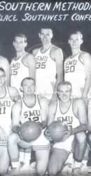 1958-59 Men's Basketball Team