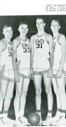 1959-60 Freshmen Men's Basketball Team