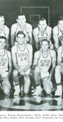 1960-61 Men's Basketball Team