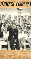 1965-66 SWC Men's Basketball Team Champs