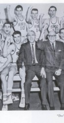 1964-65 SWC Men's Basketball Team Champs