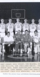 1967-68 Men's Basketball Team