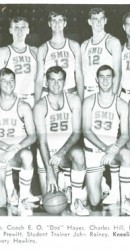 1968-69 Men's Basketball Team