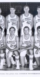 1969-70 Men's Basketball Team