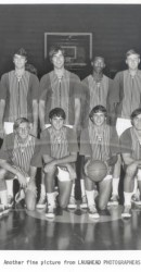 1971-72 Men's Basketball Team