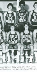 1976-77 Men's Basketball Team