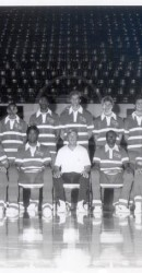 1980-81 Men's Basketball Team