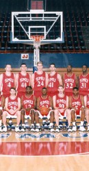 1997-98 Men's Basketball Team