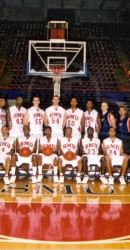 2000-01 Men's Basketball Team
