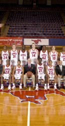 2008-09 Men's Basketball Team