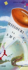1948 Missouri vs SMU