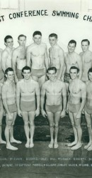 SMU Swim Team 1953