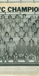 SMU Swim Team 1979