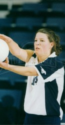 Beth Kerasek Volleyball