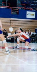 Erin Pryor Volleyball