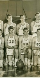 1949-50 Freshmen Men's Basketball Team