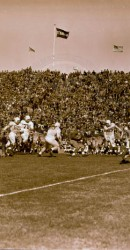 1948 Doak On The Move Against Penn State