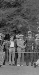 1936 Rufus King At The National Amateur
