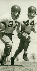1947 Doak Walker & Gil Johnson