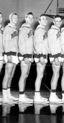 1952-53 Men's Basketball Team