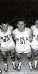1937-38 Men's Basketball Team